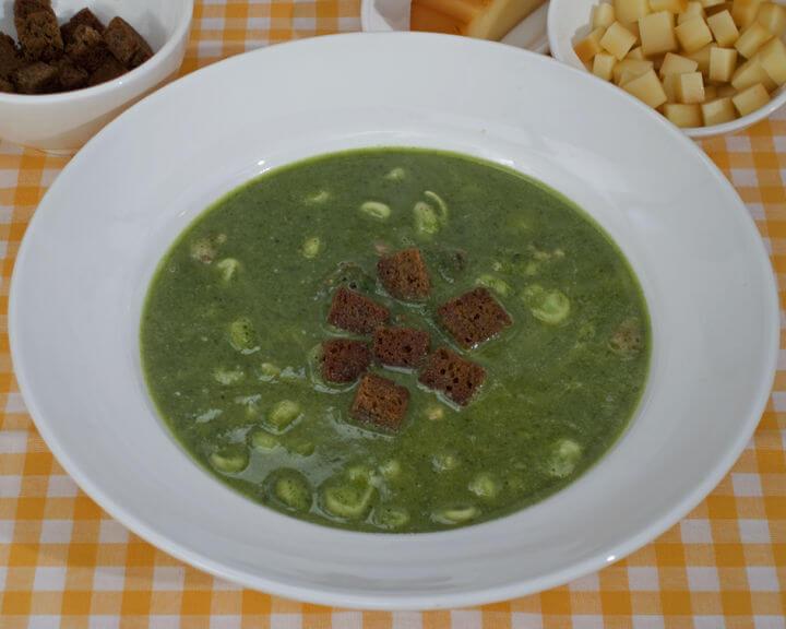 Juha s povrćem i šunkom - Fini Recepti