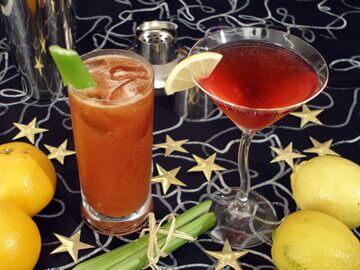Cosmopolitan i Bloody Mary