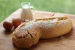 Bensone - jednostavan talijanski kolač za Uskrs