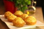 Slani kolačići s pancetom i maslinama