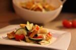 mediteranska salata s kajganom