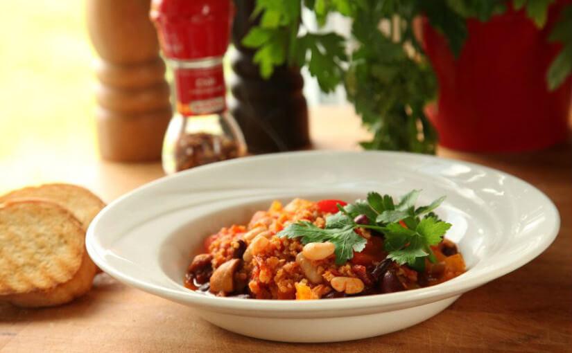 Vegetarijanski chilli