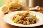 cezarova salata pd jaja, kruha i cikorije