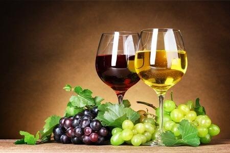 crno i bijelo vino