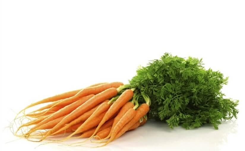 Top 5 jela s mrkvom