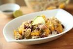 Salata od kvinoje s crvenim grahom i lukom