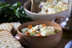 Pikantna juha od povrća, tjestenine i sira (8)