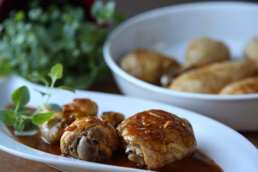 Piletina na perzijski način