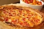 Pita od mini rajcica i mozzarelle