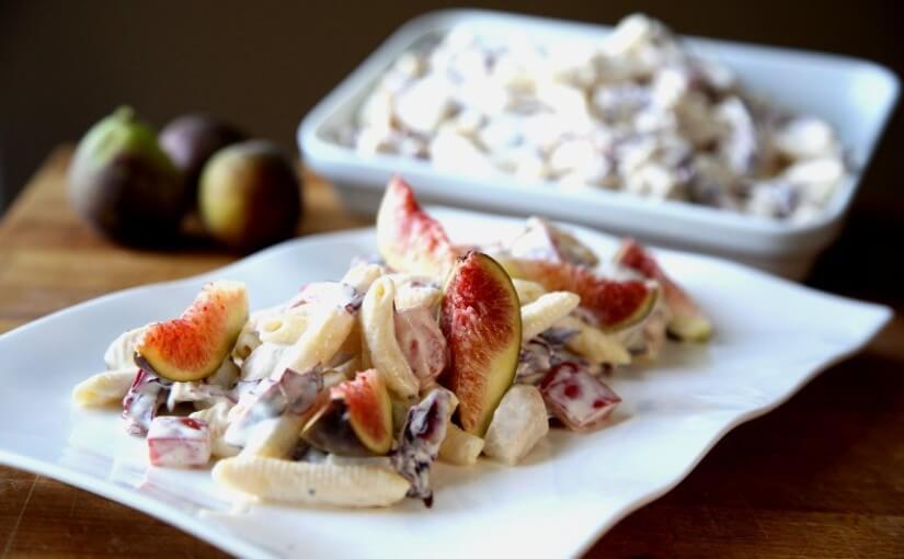 Salata od tjestenine i piletine