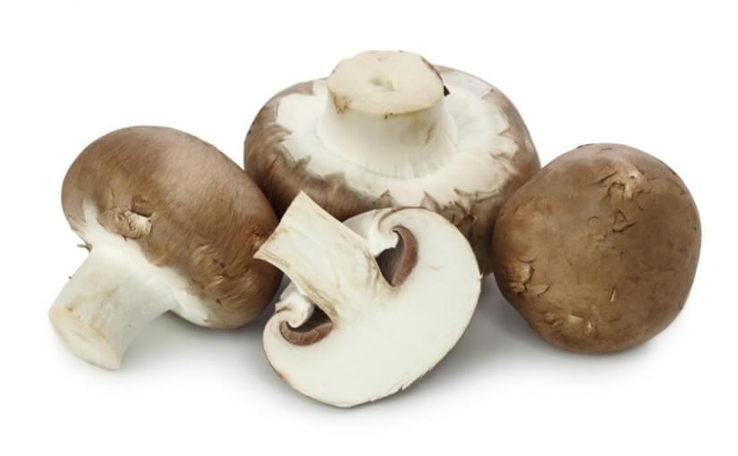 gljive - smedi sampinjoni