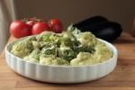 Gratinirana cvjetača i brokula s pesto genovese