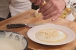 Kremasti griz s bananama, narančom i cimetom
