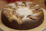Aromatični kolač s jabukama