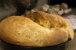 Aromatični kruh s krumpirom i grožđicama