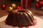 Kuglof s čokoladom i crnim vinom