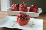 zapečene punjene paprike s mljevenim mesom