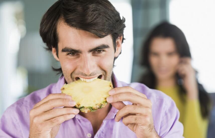 hrana koja utjece na okus sperme