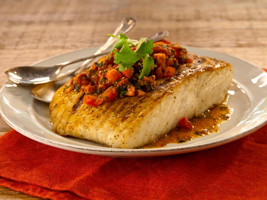 Fish-chermoula