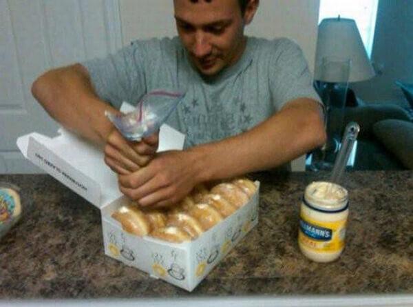 mayo-donuts