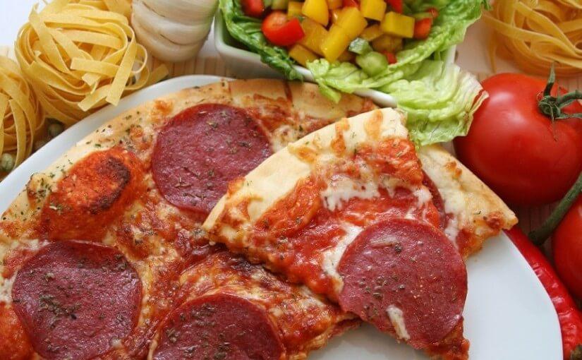 Pizza vas može učiniti produktivnijima na poslu!