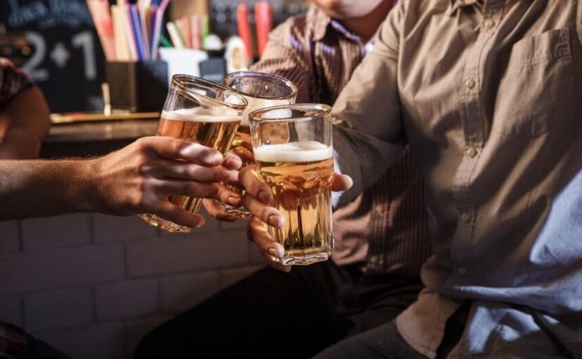 Kako možete piti cijelu noć bez da se napijete?
