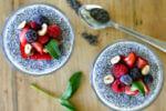 Chia puding od šumskog voća
