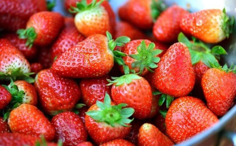 8 razloga zbog kojih bi trebali jesti jagode