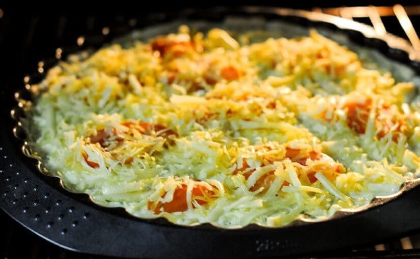 Vegetarijanski quiche