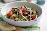Ljetna salata od janjetine i lubenice