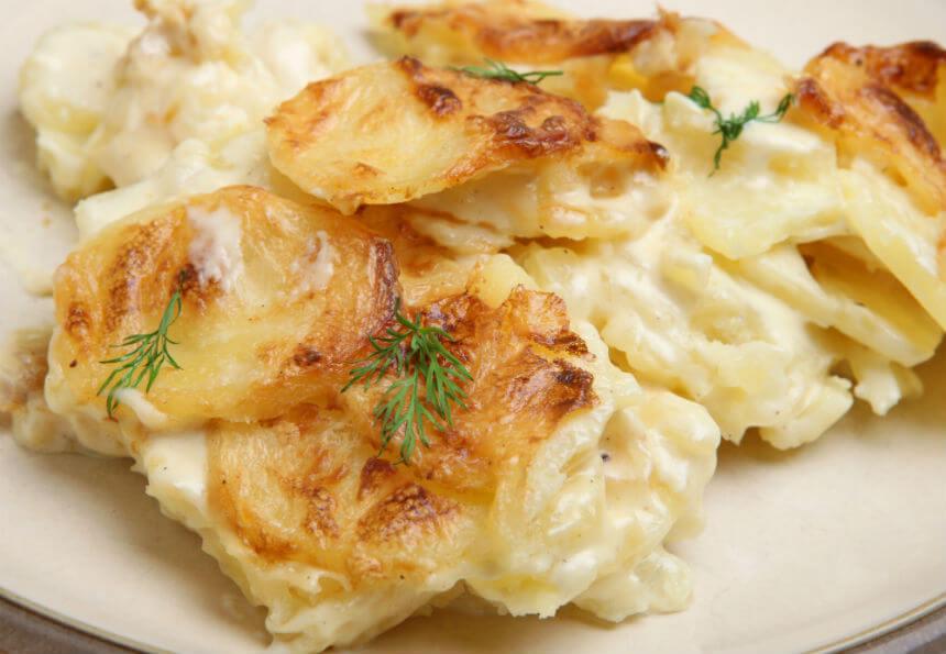 Zapečeni krumpir