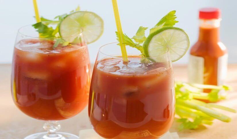 Bloody Mary koktel