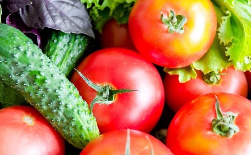 Ove ljetne namirnice pomoći će vam da se riješite nadutosti!