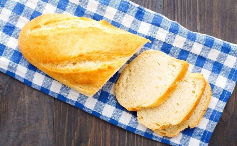 Kako vratiti svježinu starom komadu kruha?