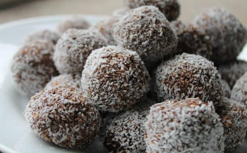 Sirove čokoladne kuglice