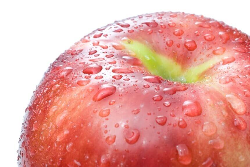 mokra-jabuka