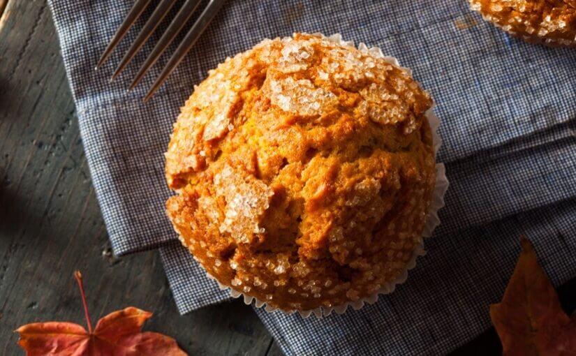 Muffini od jabuke i bundeve