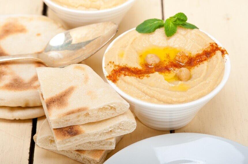 humus-i-lepinja