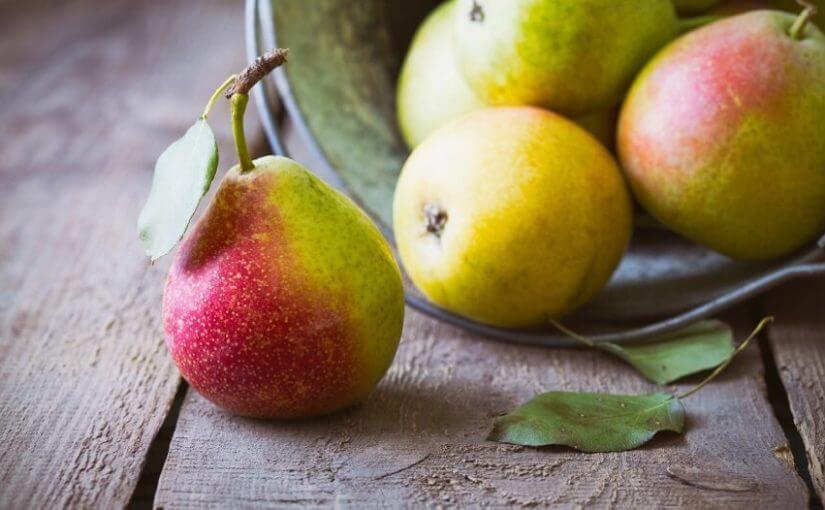 5 razloga zbog kojih bi ove jeseni trebali jesti kruške