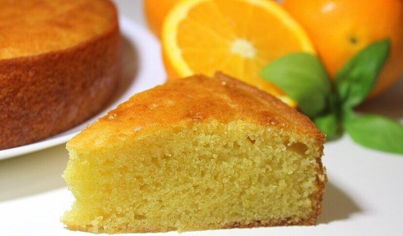 Marokanska torta od naranče