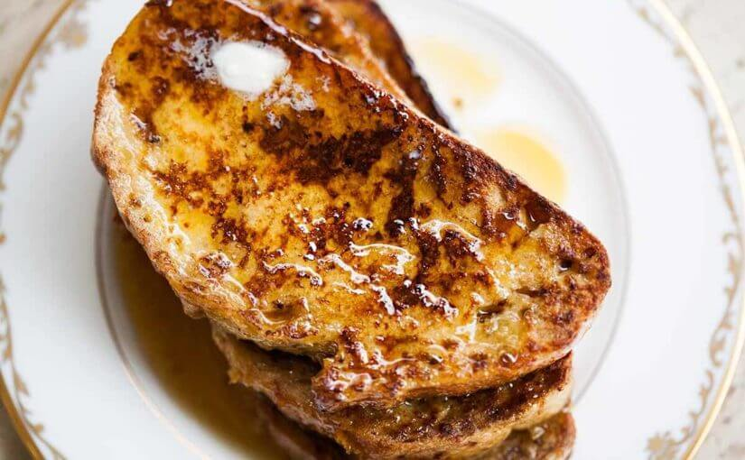Pohani kruh (French Toast)