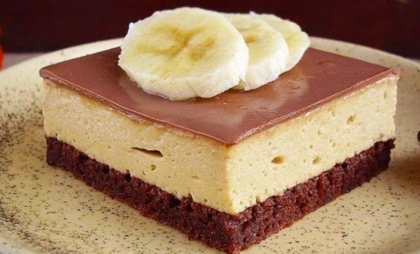 Banana kocke