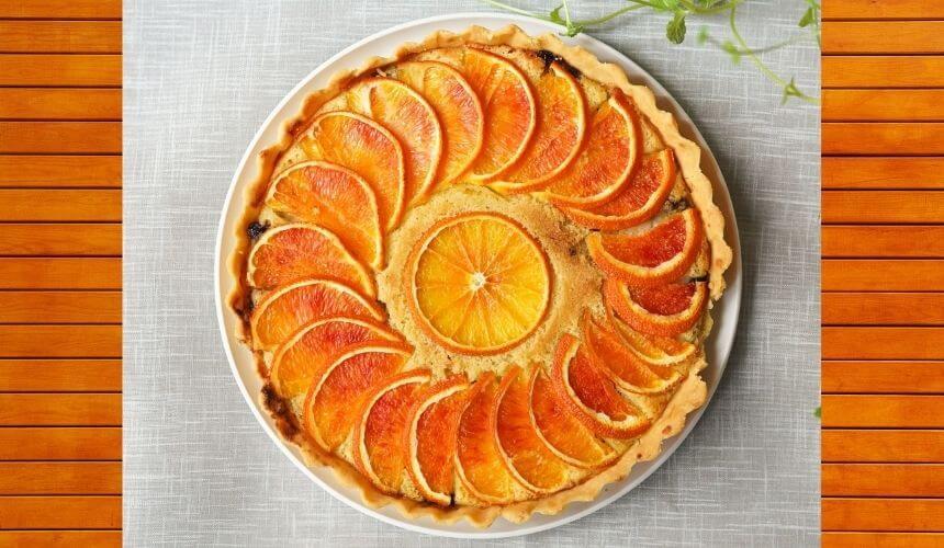 Kolač od naranče i jogurta