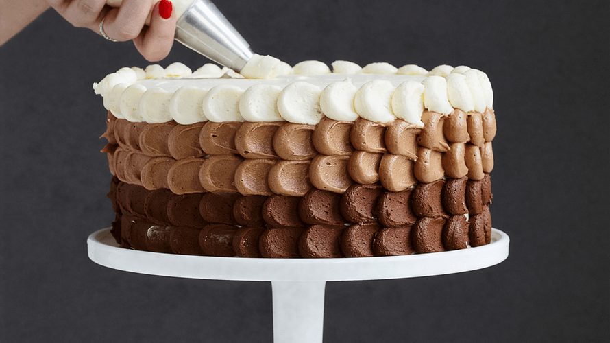 Mamine kesten kocke ili torta od kestena